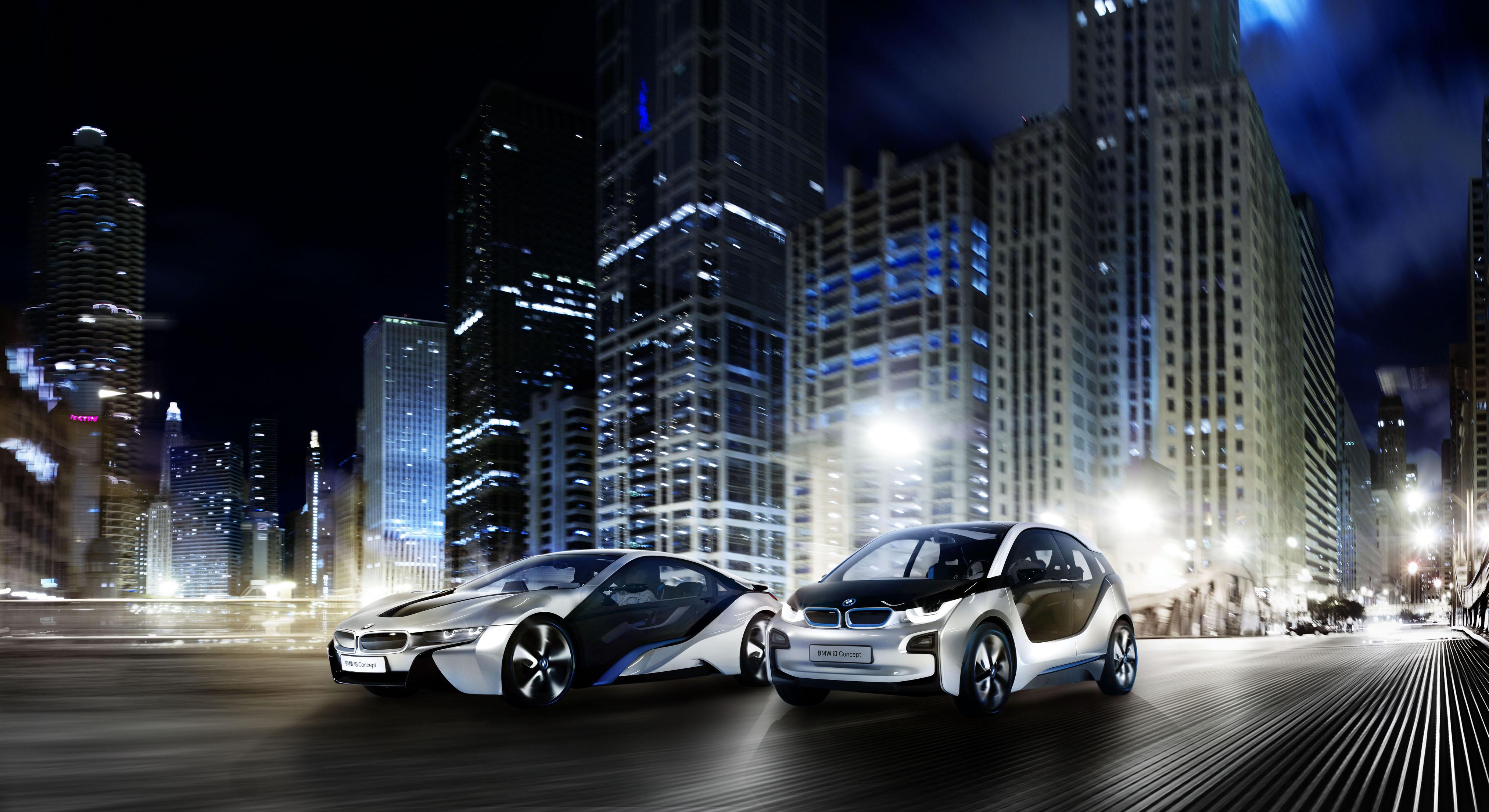 Bmw I8 Facebook Like Autos Weblog