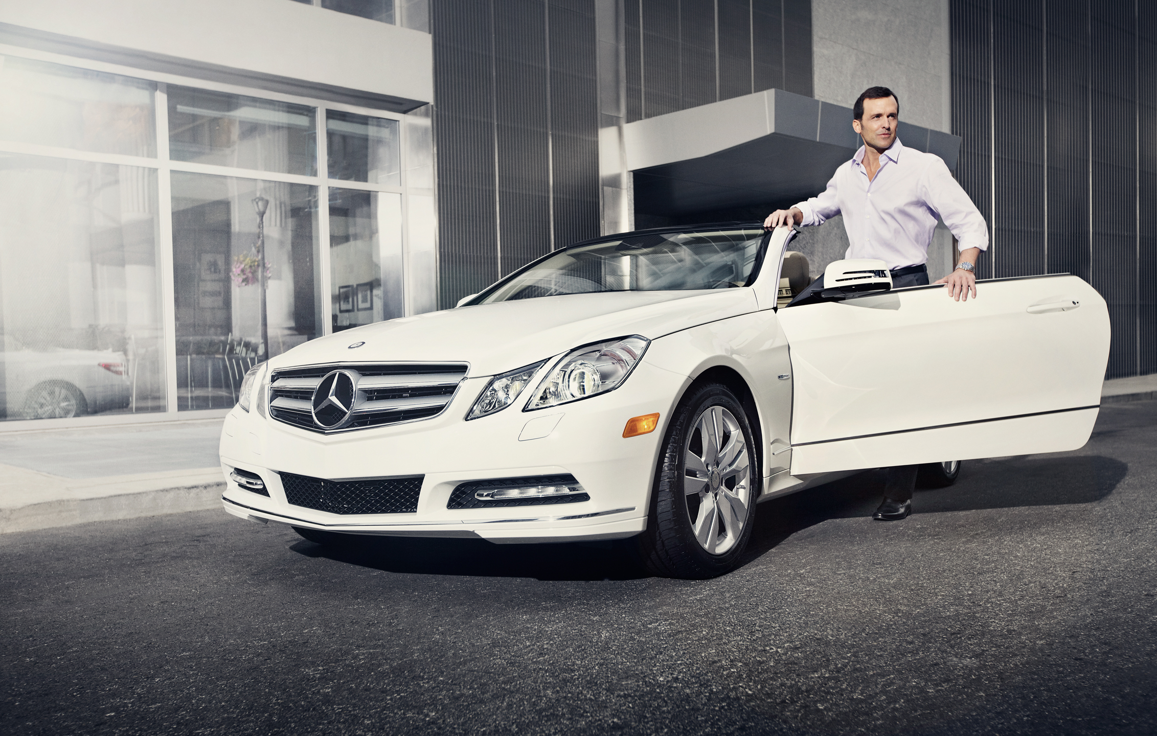 brian cummings lifestyle shoot for mercedes benz usa