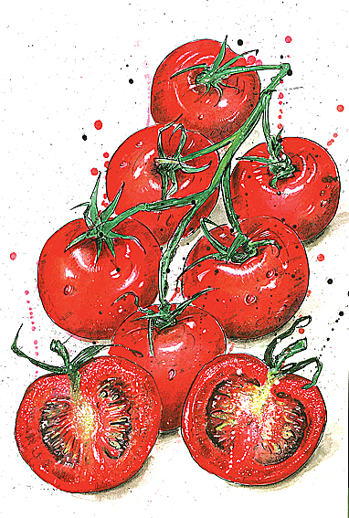 Tomatoes for WOMENS POST