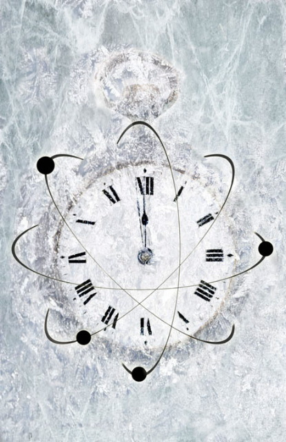Photo illustrating Time Standing Still