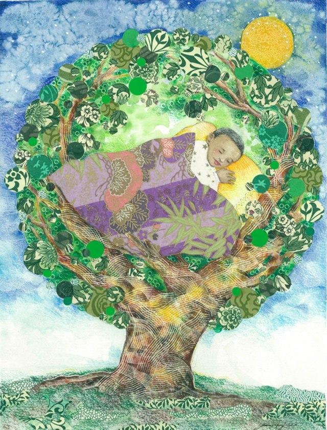 debbie's tree imagekind