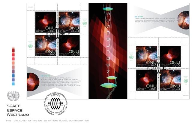 UNPA Space COVER 2013 Geneve