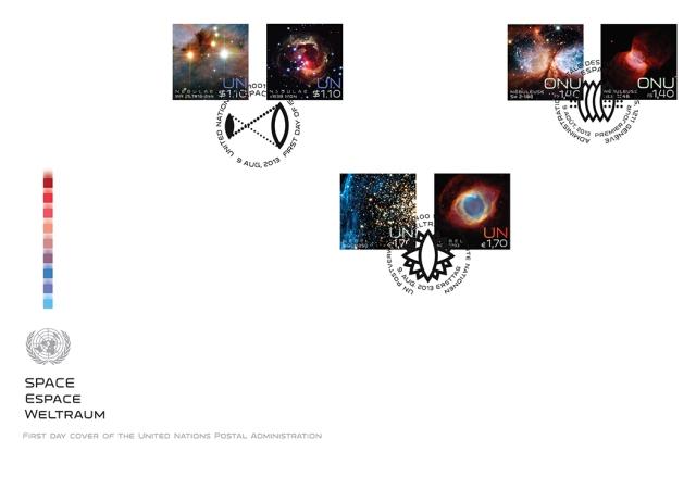 UNPA Space ENV. Single 2013 Combo