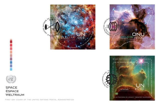 UNPA Space ENV. Souvenir 2013 Combo