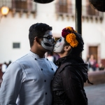 A Ghoulish Kiss