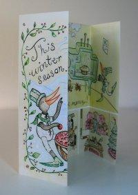©Katrina Kopeloff - Holiday Card - http://etsy.me/1TaoJfc