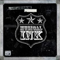 ©Jon Blacker - Musical Ink - Coffee Table Book