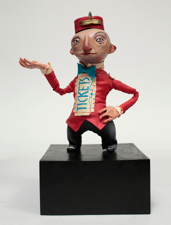 ©Red Nose Studio - Puppet