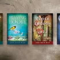 """©Alicia Buelow - """"Laura Austin Wiley"""" Book Cover Designs"""