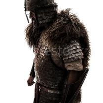 ©Paul Thomas Gooney: ©figurestock - @Viking in Armour and Fur