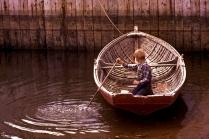 "©Whitney Lane - ""Boy in Rowboat"""