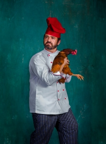 """©Turning Pictures - """"El Gallo"""" - Client: The Gastrovino Food and Wine Festival"""