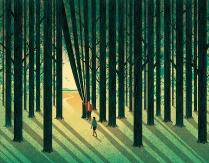 """©Davide Bonazzi - """"Forest"""" - Client: Brandman University Ad Campaign"""