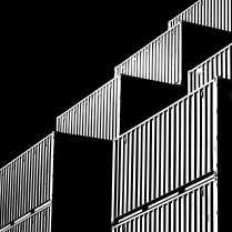 """©Brian Smale - """"Shipping Containers"""""""