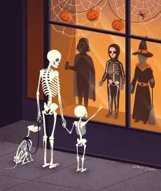 """The Family"" ©Davide Bonazzi"