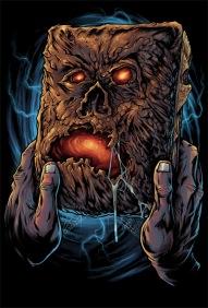 """Necronomicon Evil Dead 2"" ©Brian Allen/FlyLand Designs"