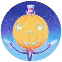 """""""Pumpkin Man"""" ©Dave Calver"""