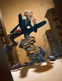 """Library of Lost Things"" ©Red Nose Studio"
