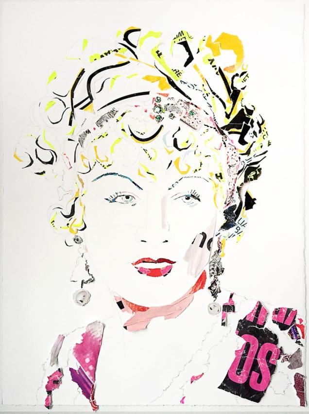 Mae West ©Tom Cocotos