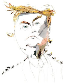 Donald Trump ©Tom Cocotos