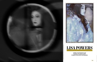 Lens Magazine Series ©Lisa Powers