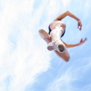 """""""Ballet"""" ©Robert Houser"""